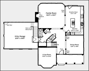 Interactive Floor Plan Example