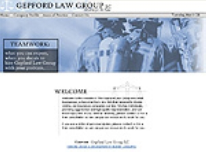 Gepford Law Group | 0-8306