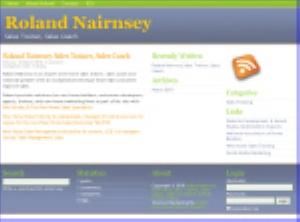 Roland Nairnsey Real Estate Sales Coach | 0-20070