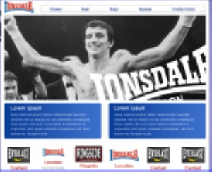 Lonsdale Boxing Social Marketing | 0-20210