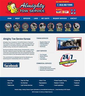 Almighty Tow Overland Park Towing & Roadside Asst. | 1-9071
