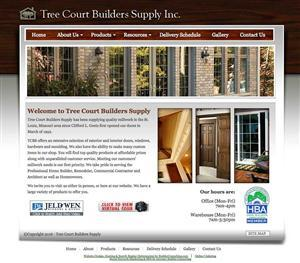 Tree Court Builders Supply St Louis | 0-20092