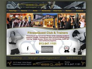 Fitness Quest Leawood Fitness Club & Trainers | 0-8265
