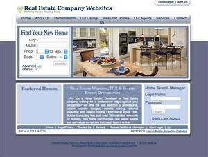Real Estate Company Websites | 0-12791