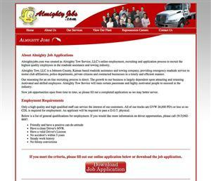 Almighty Jobs | 0-27972