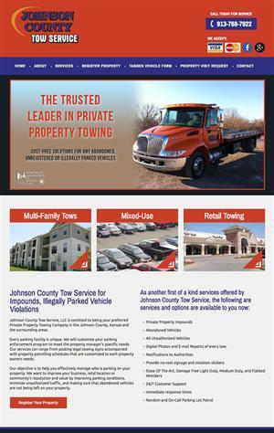 Johnson County Tow | 0-27999