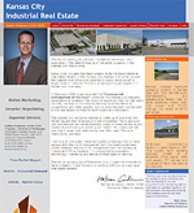 KC Industrial Real Estate Nathan Anderson Relator | 0-12778